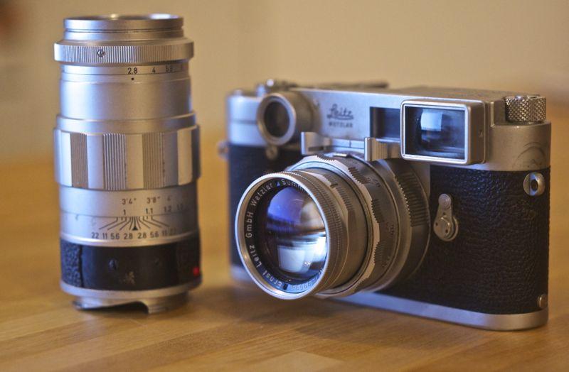 Leica M6 Entfernungsmesser Justieren : M3 durchecken und justieren lassen