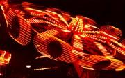 Kirmeszeit Karussell bei Nacht von Ranchero
