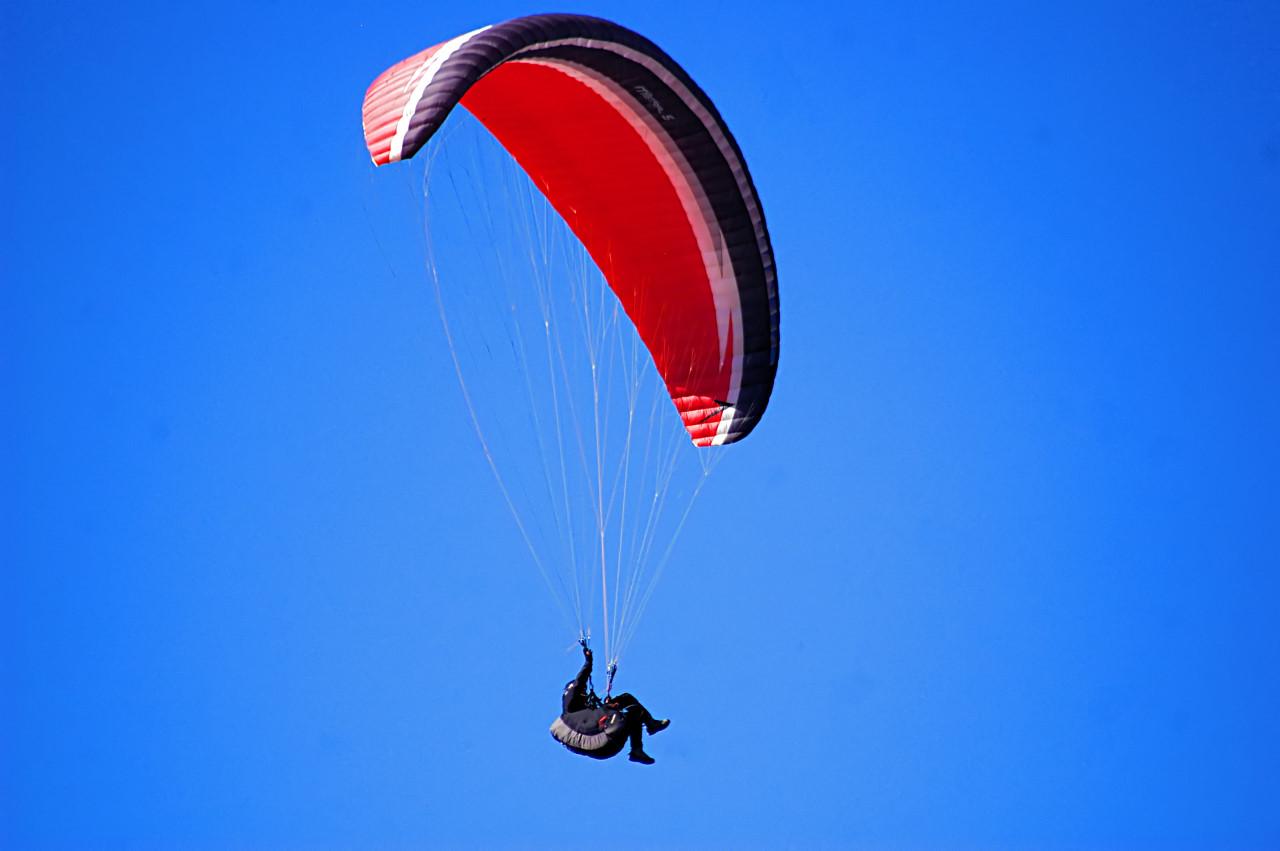 Paraglider Teneriffa