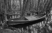 das Fischerboot vom Klobichsee