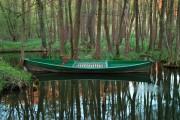 das Fischerboot im Klobichsee