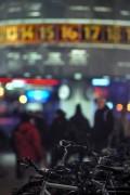 Berlin Alexanderplatz Weltzeituhr von Waldschrat