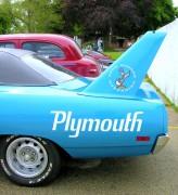 Ein  Plymouth Superbird