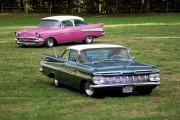 Zwei US Cars von Chevrolet