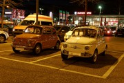 Fiat 500 im Doppel