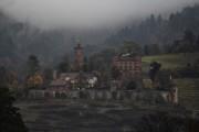 Schloss Ortenberg am Ende des Kinzigtals