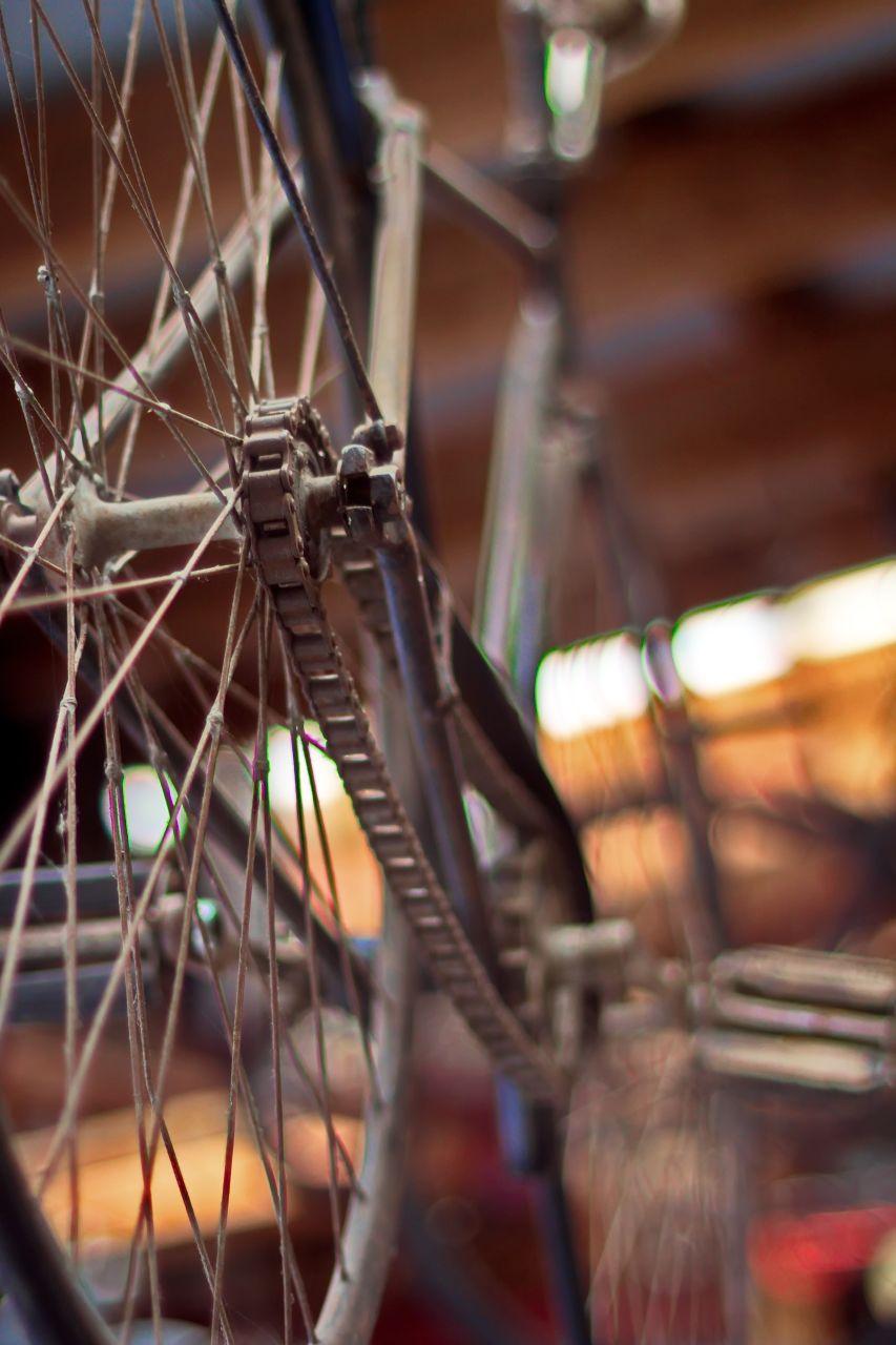 Fahrrad in Marxzell