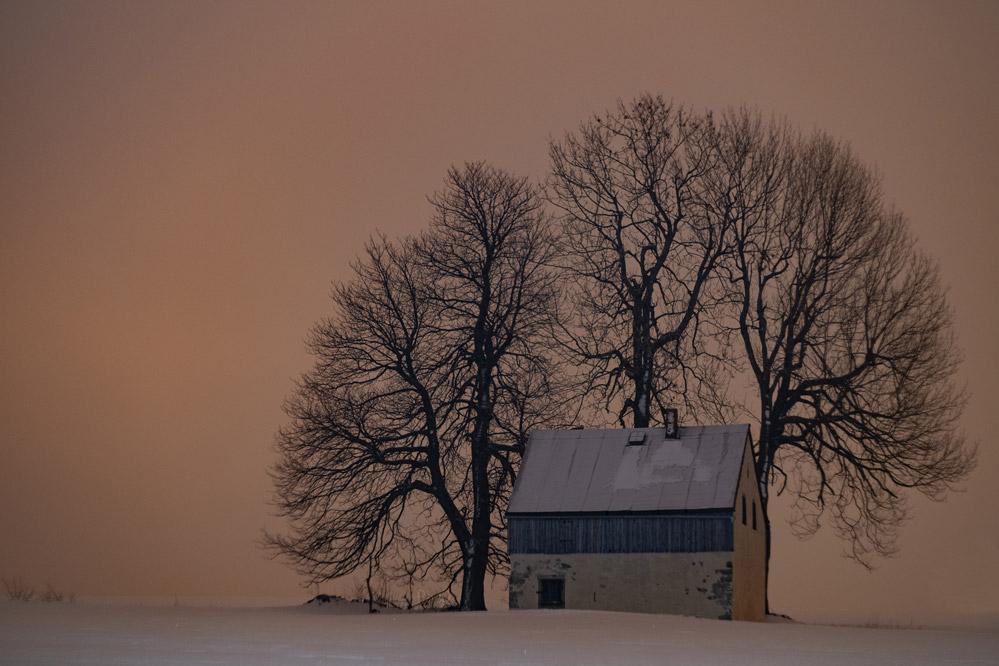 Kalte Nacht - Eisige Nacht