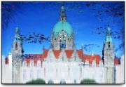 Rathaus Hannover von Bergteufel