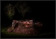 Blitzgewitter im Kuhstall von Bergteufel