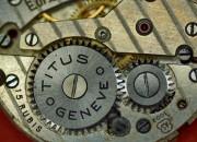 Altes Uhrwerk