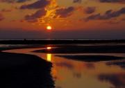 Sonnenuntergang von Hans