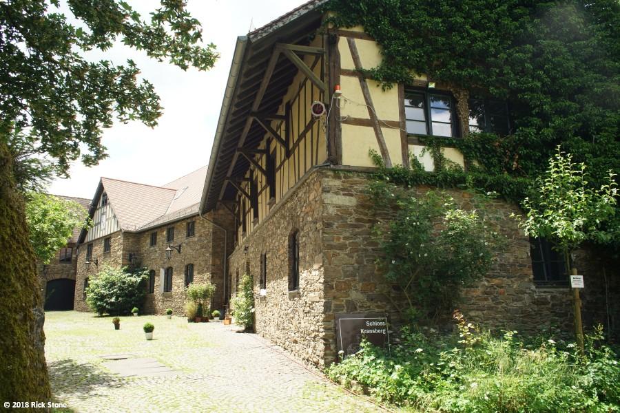 Schloss Kransberg Wirtschaftsgebäude