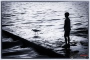 Der Junge und das Meer von bajella