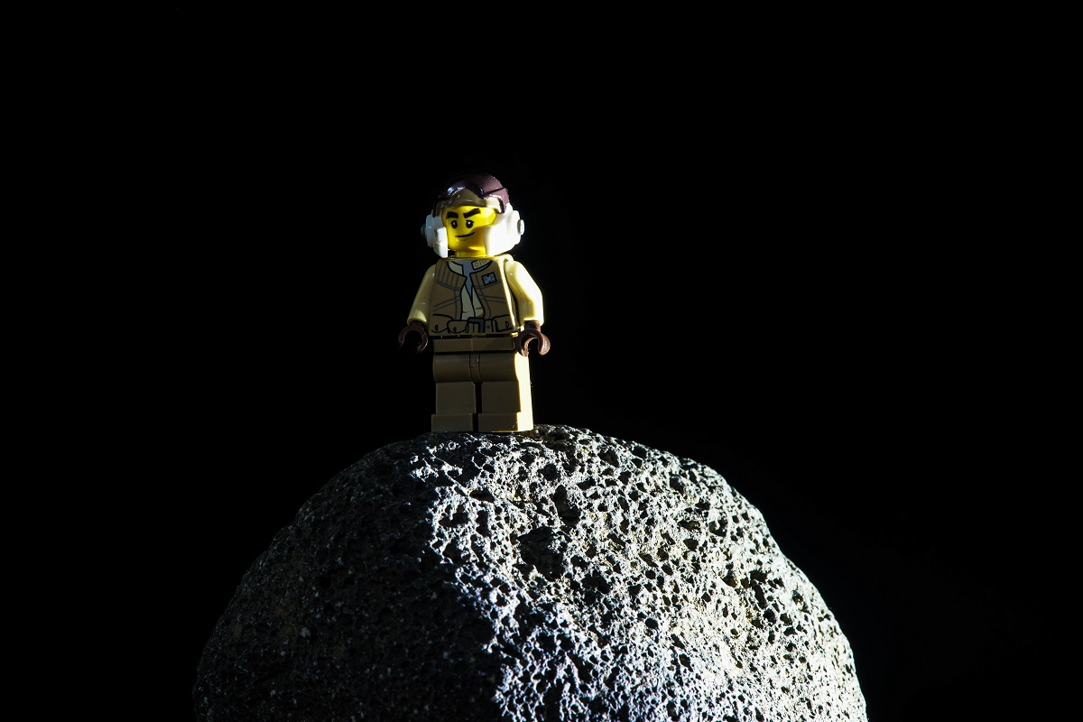 Wo ist mein Raumschiff?