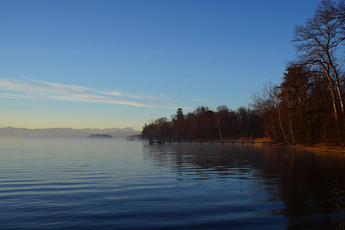Starnberger See bei Possenhofen