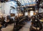 Alte Fabrikhalle von JörgD