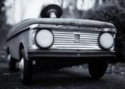 Altes Spielzeugauto von JörgD