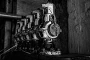 Alte Maschine von JörgD