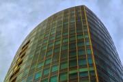 Ein Bürogebäude in Stuttgart