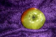 Apfel im Schlafrock. von Digitom