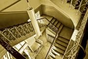 Treppenhaus im Jugendstil erbaut 1906 von electricEye
