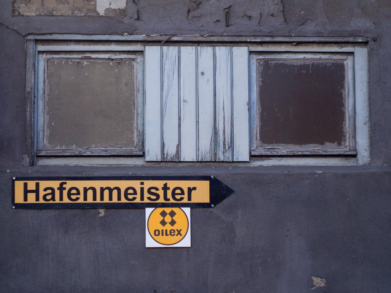 Zum Hafenmeister ...