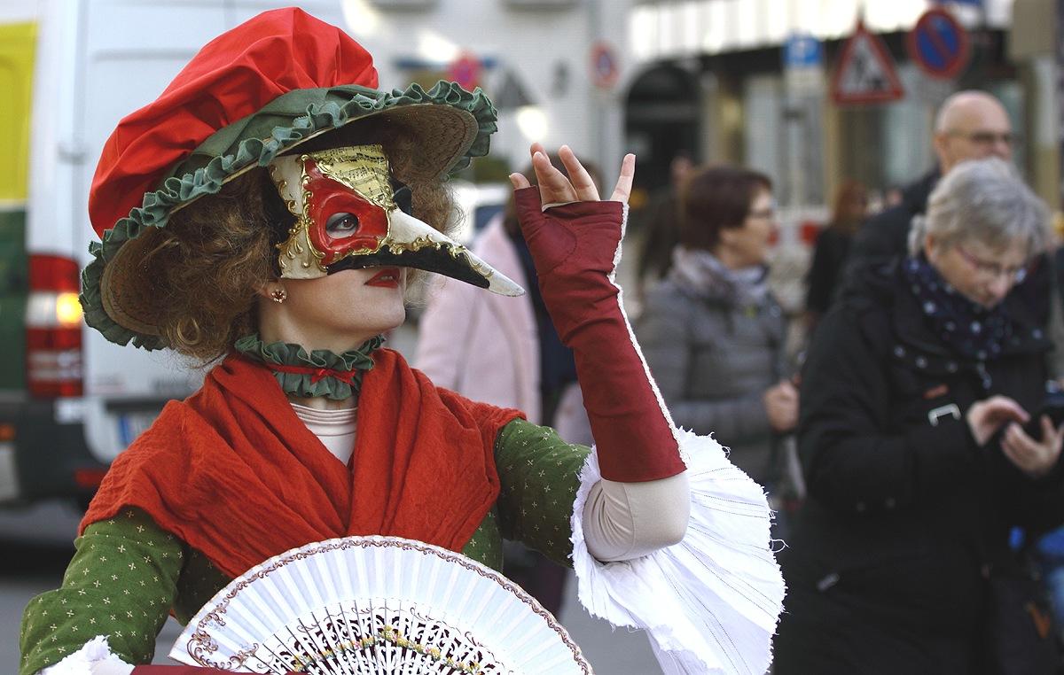 Venezianischer Maskenzauber 2019