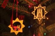 Ein nächtlicher Weihnachtsgruß aus Hamburg ...
