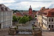 Marktplatz in Gotha
