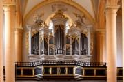 Orgel in der Stadtpfarrkirche ...