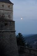 Burg Forchtenstein bei Vollmond
