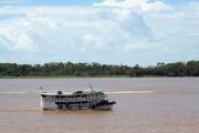 Unterwegs auf dem Amazonas