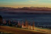 Einnachten in Oberrohrdorf