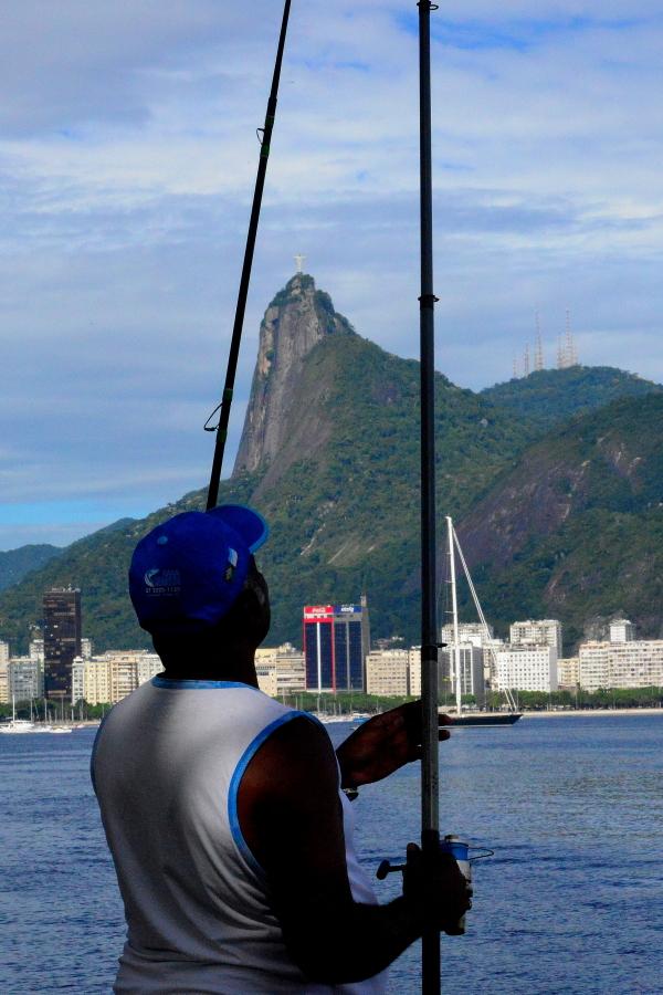Angler in Rio