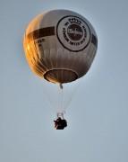 Gasballon über der Ruhr
