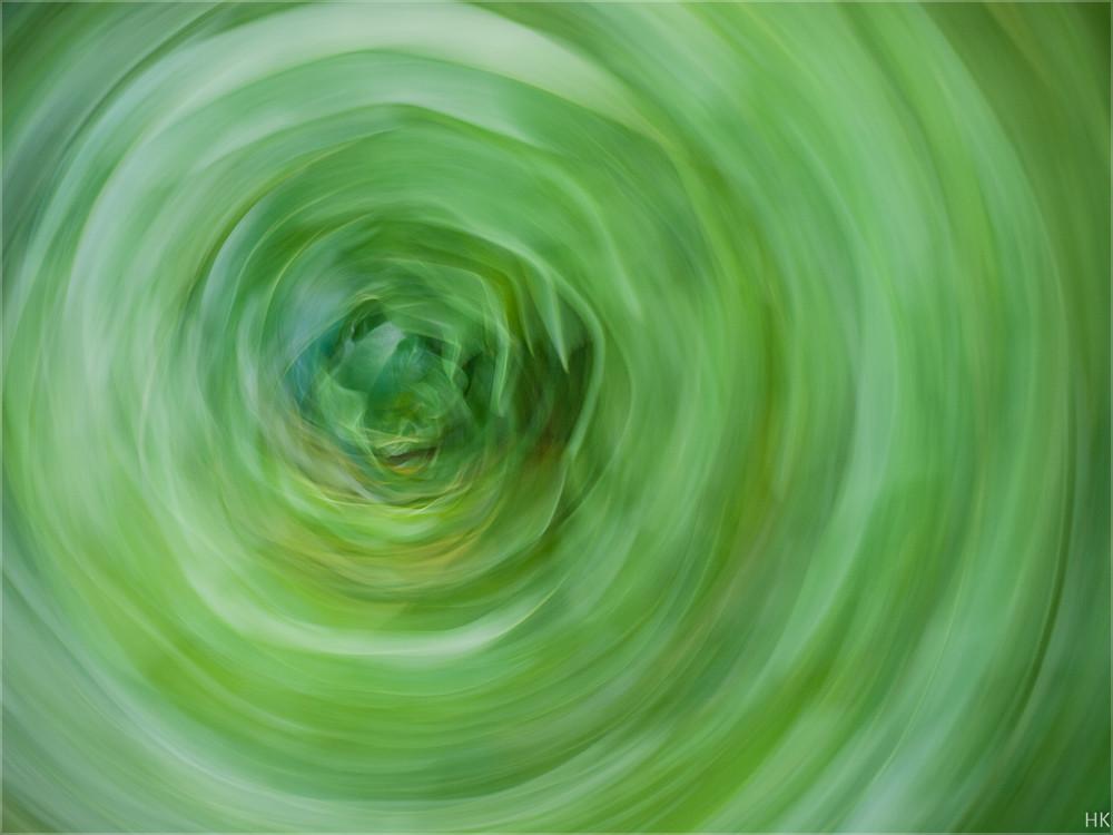 Grüner Wirbel