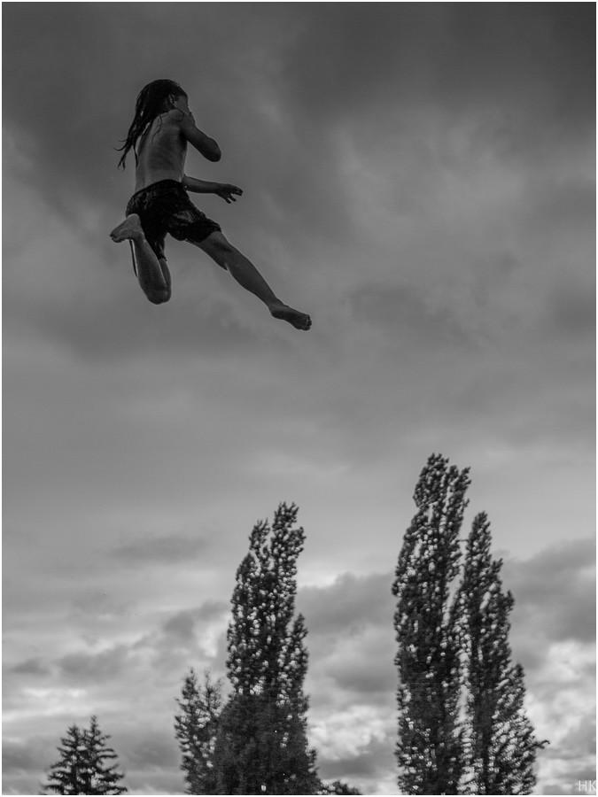 Kleiner Turmspringer