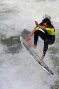 Surfen in der Stadt