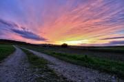 Sonnenaufgang mit toller Stimmung...