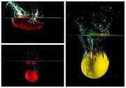 Platschgemüse Collage