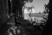 Schloss an der Loire