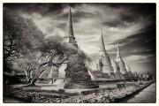 Königspalast Ayutthaya Thailand
