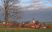 ein Thüringer Dorf im Winter!