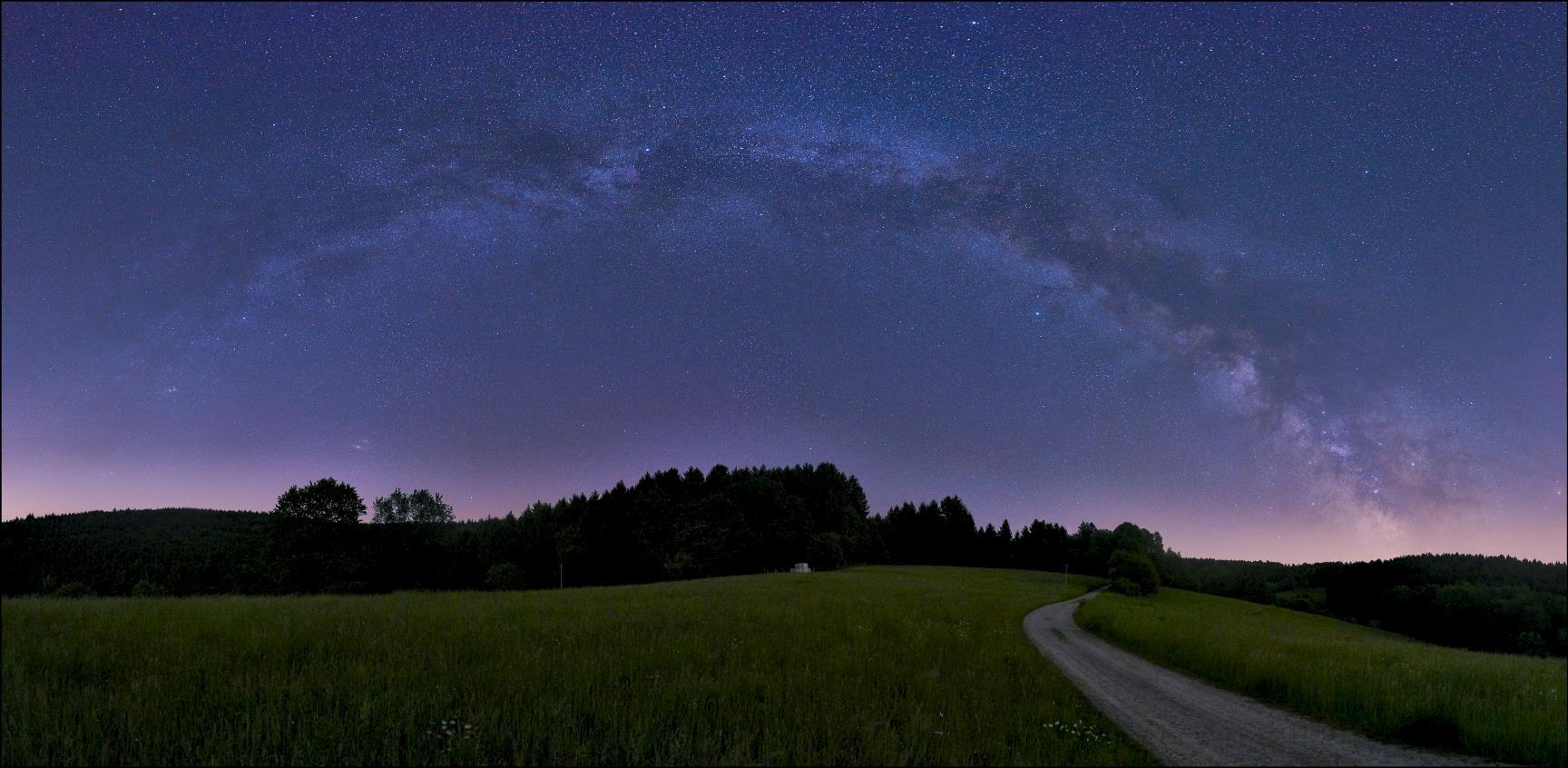 Milky Way Trail