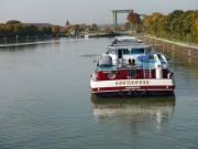 Herbst am Kanal