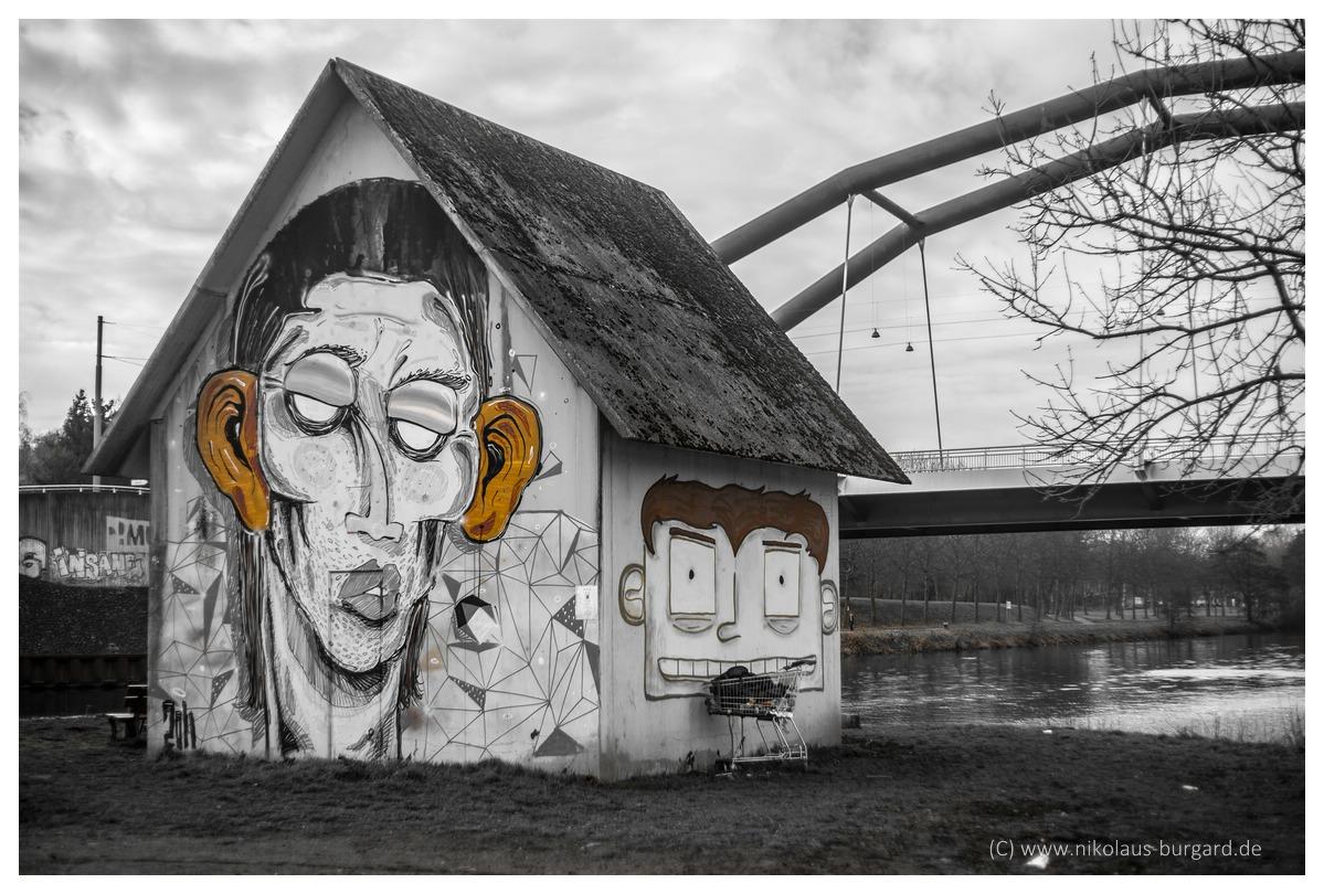 Osthafen Saarbrücken Colorkey