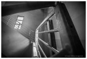 Schwarzenbergturm, Treppenhaus von Namenloser